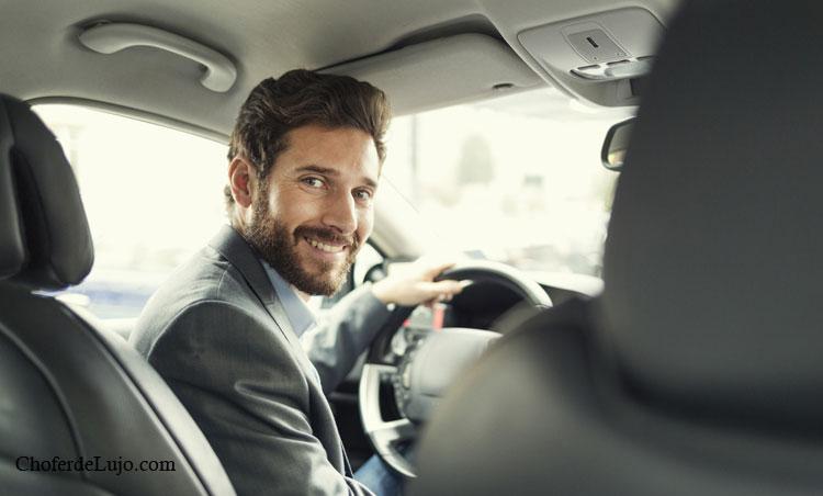 coche con conductor por horas en madrid
