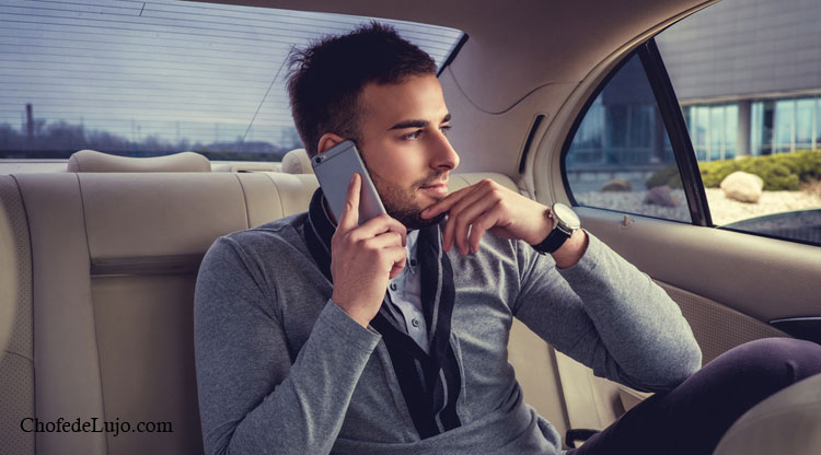 coche con chófer por horas