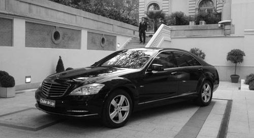 Alquiler de vehículos con chofer en Madrid. Reserva y ahorra.