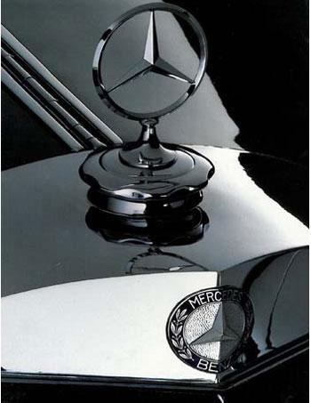 Mercedes con conductor en madrid