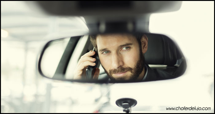 coche con chófer para empresas