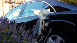 Coches con chófer para bodas