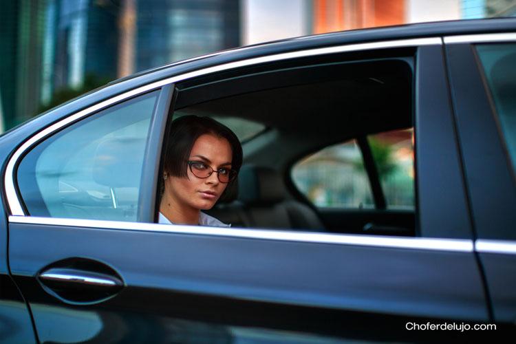 Servicio de chófer en Madrid