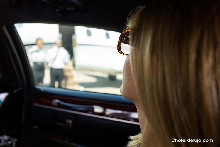 Alquiler de vehículos con chofer en Madrid