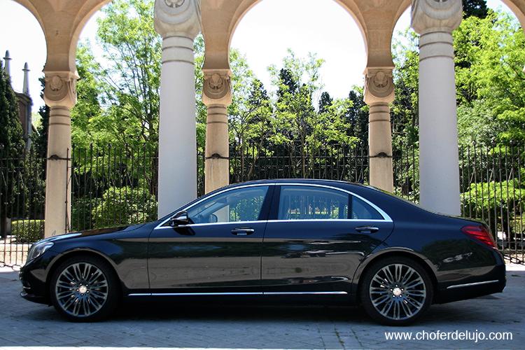 .Alquiler de coches con chofer para bodas